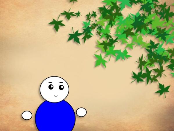 (ฉบับการ์ตูน) นกกับต้นไม้